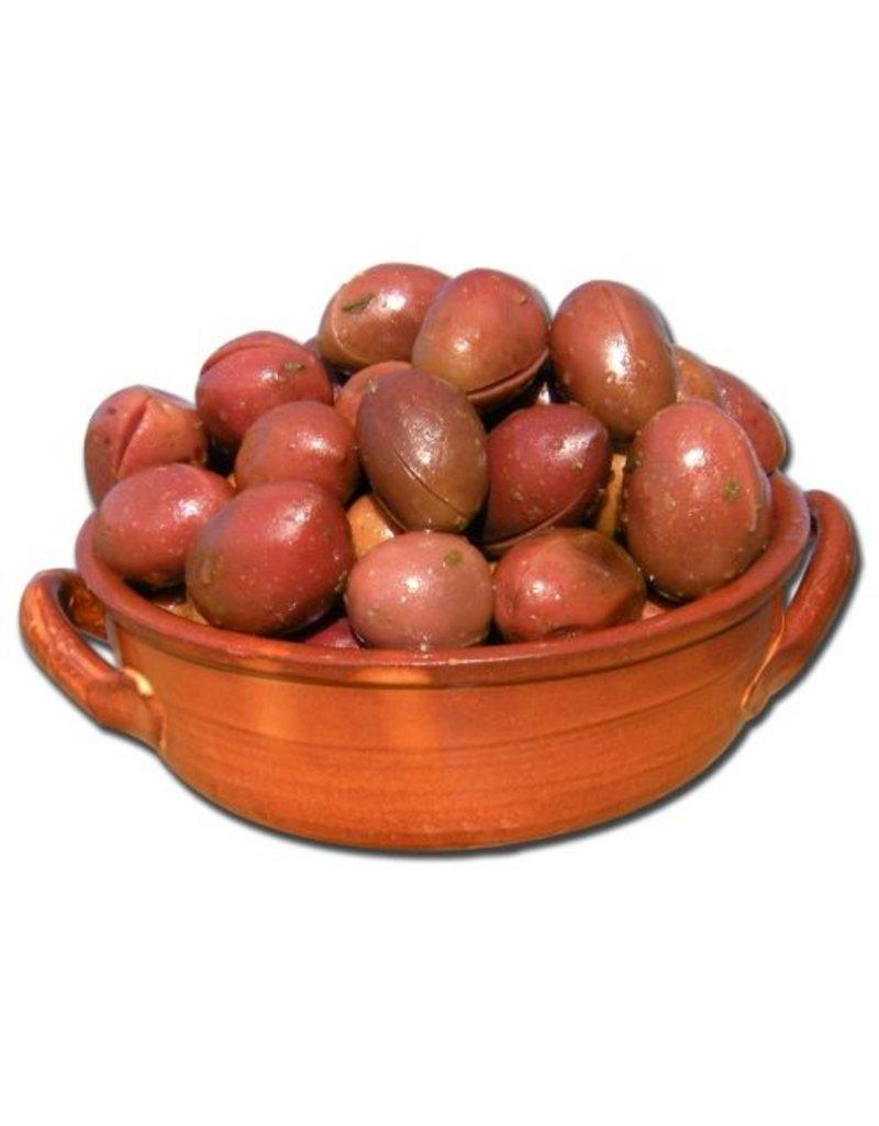 Soares et Fils Super Bariole Spice olives - 250g