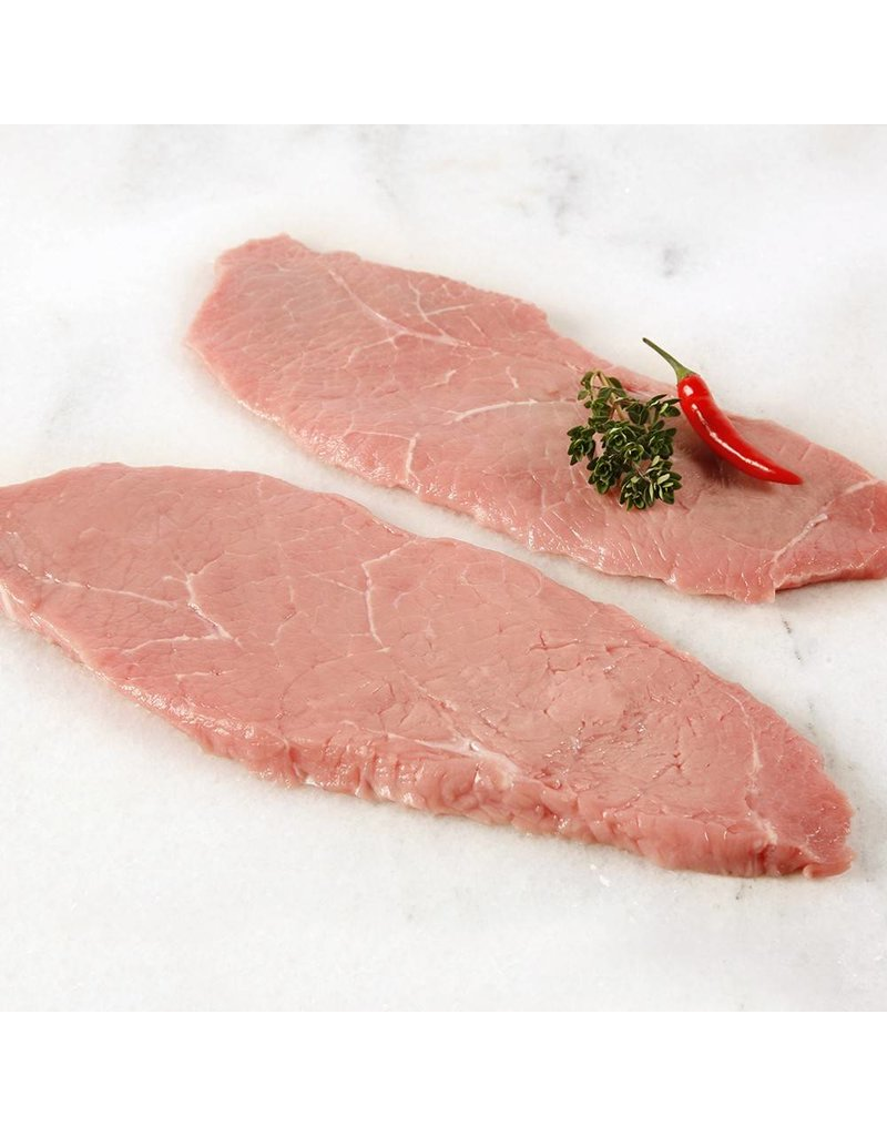 Quebec Veal escalope - milk fed - 454g