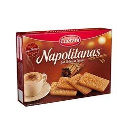 Cuetara Napolitanas - Biscoitos de Canela - 500g