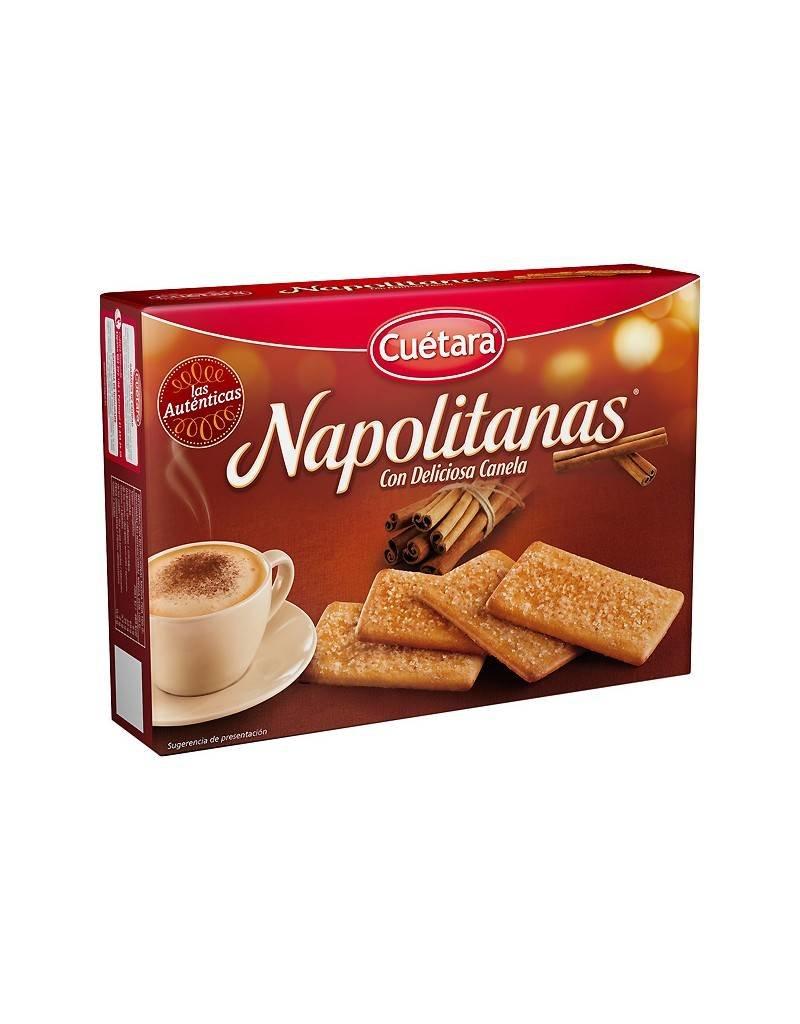 Cuetara Cuetara Napolitanas - Cinnamon Cookies - 500g