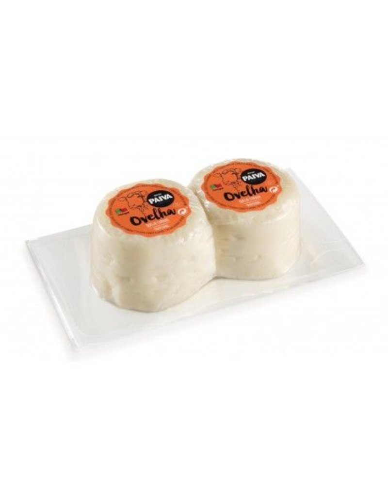 Queijo Paiva Sheep Cured Cheese - R2 - 2 x 120g
