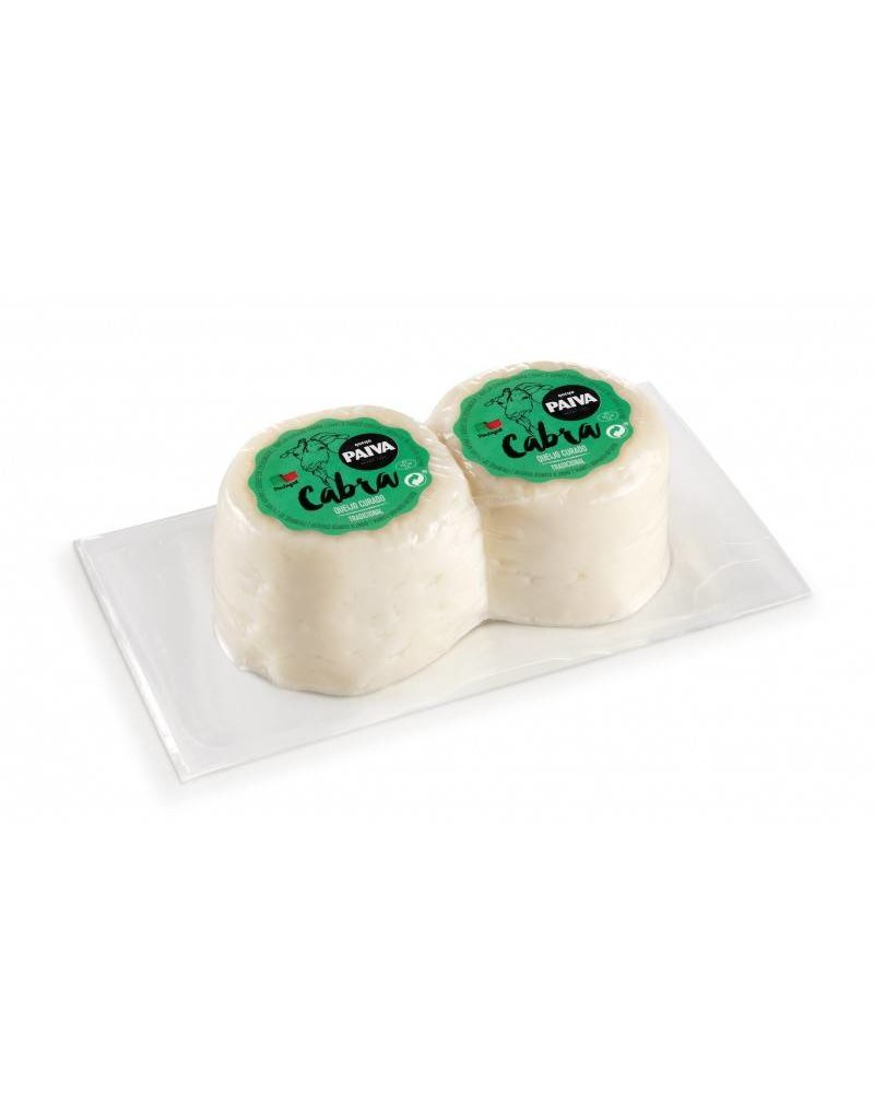Queijo Paiva Goat Cured Cheese - R2 - 2 x 120g
