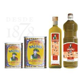 Saloio Azeite Extra-Virgem - 1 lt