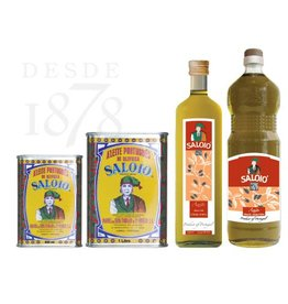 Saloio Olive Oil Extra-Virgin - 1 lt
