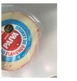 Queijo Paiva Cow's Milk cheese- round - Flamengo - 1/4