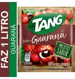 Tang Guaraná flavored powder drink - 25g