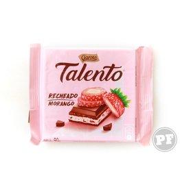 Garoto Talento Chocolate Morango - 90g