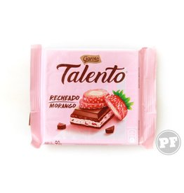 Garoto Talento Chocolate Strawberry - 90g