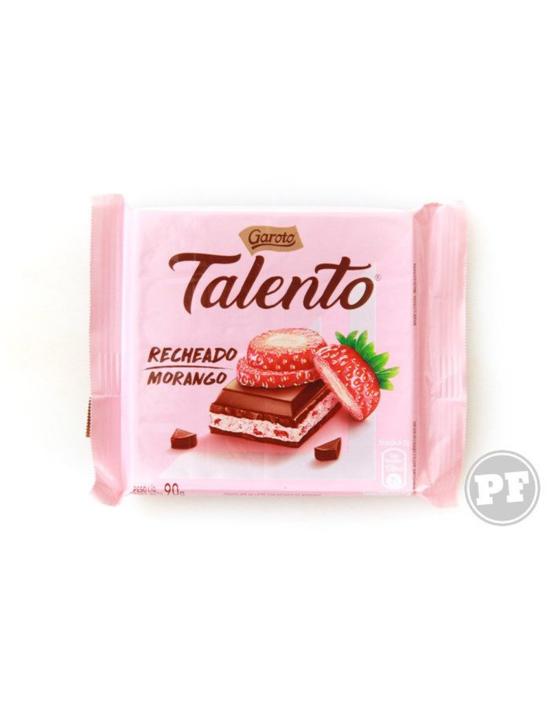 Garoto Garoto Talento Chocolate Strawberry - 90g