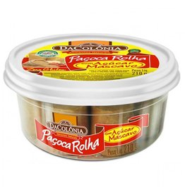DaColonia Peanut Sweet Candy - (sweetened with demerara sugar)-  210g
