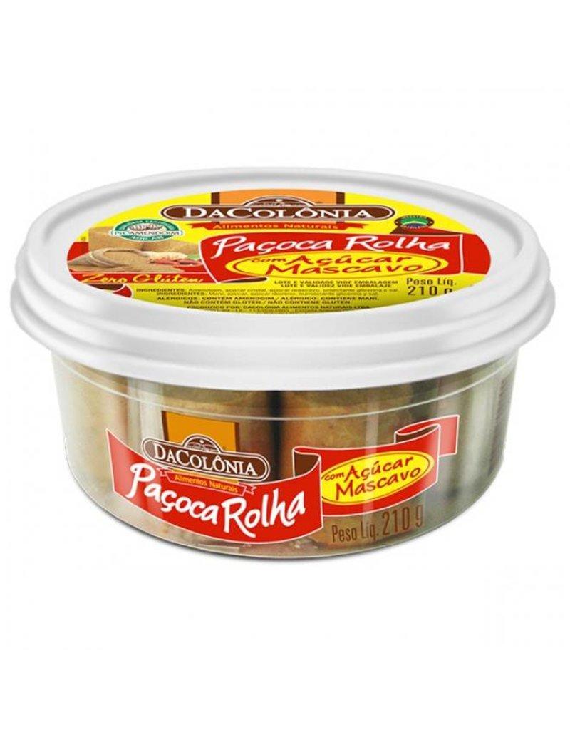 DaColonia Peanut Sweet Candy - (sweetened with demerara sugar)-  210g
