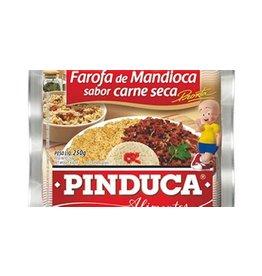 Pinduca Cassava flour flavoured with jerk meat - 250g