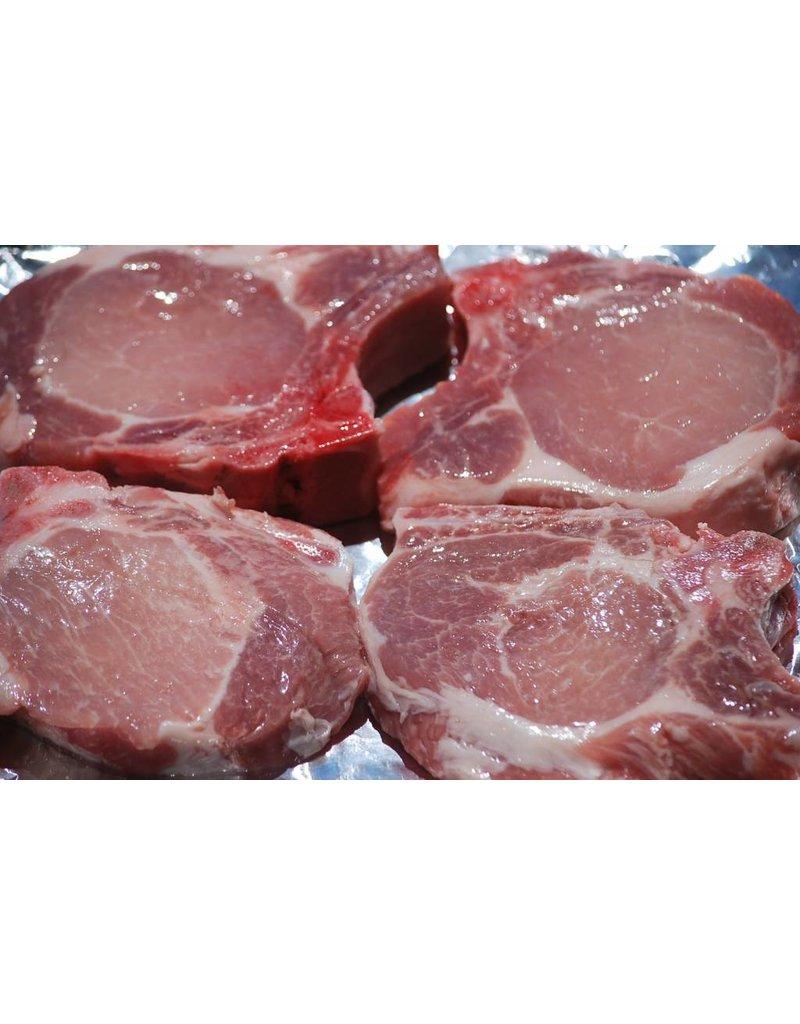 Soares et Fils Pork Chops - product of Quebec - 1kg