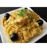 """Taste of Portugal Cod """"Bras"""" style - 300g - frozen meal"""