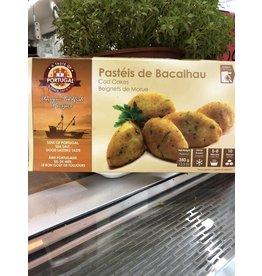 Taste of Portugal Galettes de morue - 350g (congelé)
