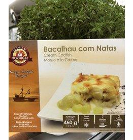 Taste of Portugal Morue à la crème - Bacalhau com Natas - congelée  - 450g