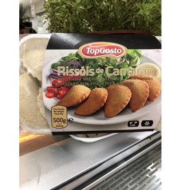 Topgosto Shrimp Patties - Deep Frozen - 500g