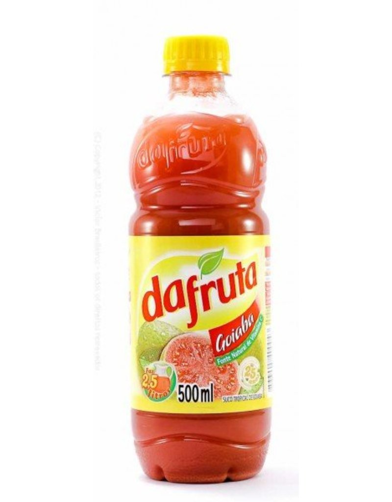 Da Fruta Guava Juice - concentrated - 500ml