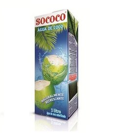 Sococo Coconut Water - 1 lt