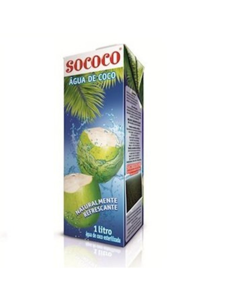 Sococo Coconut Water - 1 lt