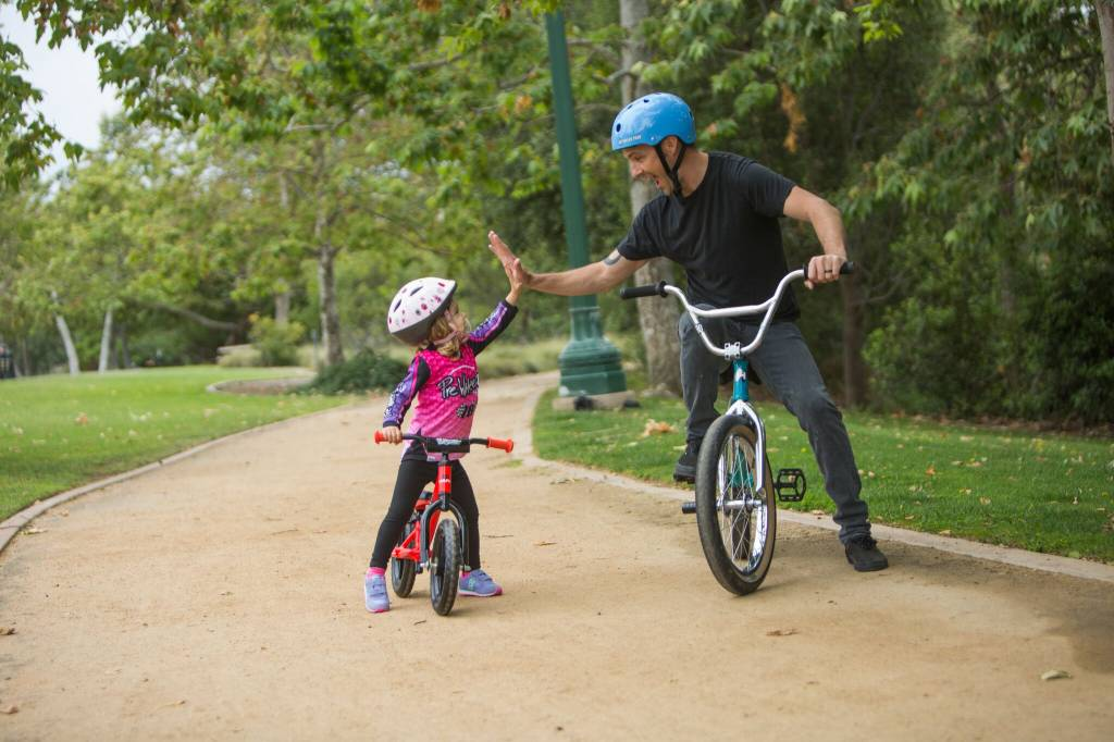 Learn to Ride a Bike Without Training Wheels