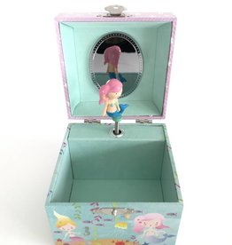 Floss & Rock Small Mermaid Jewelry Box