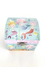 Floss & Rock Small Mermaid Jewelry Box
