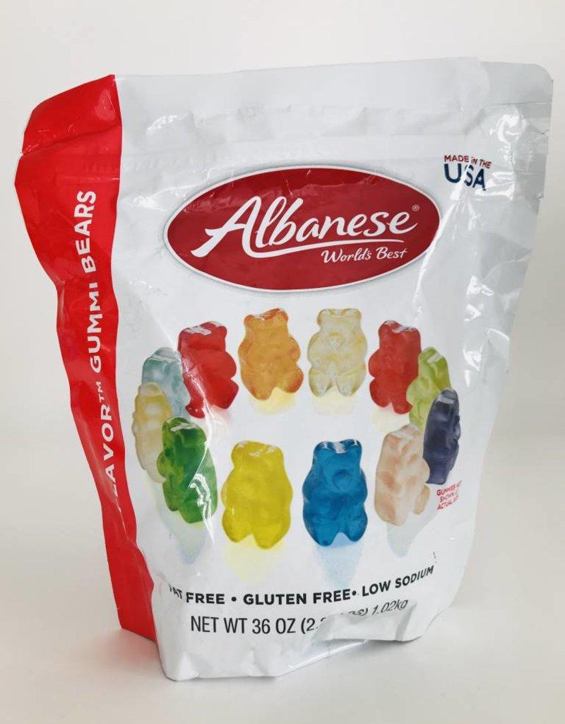 ALBANESE Albanese 12 Flavor Gummi Bears 36oz