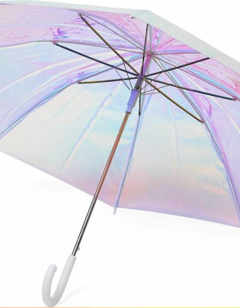 Holographic Umbrella White