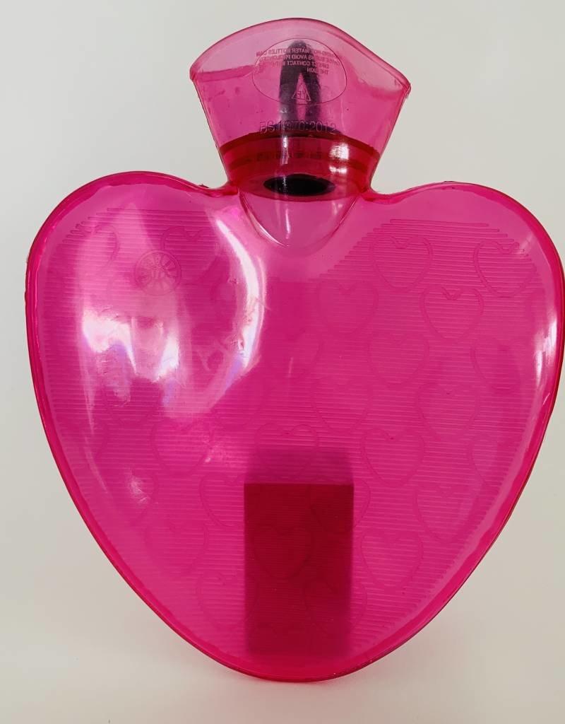 RELAXUS Heart Warmer Hot Water Bottle