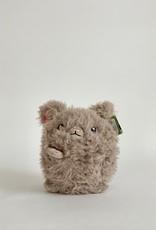 """SQUISHABLE Mini Dust Bunny Taupe (7"""")"""