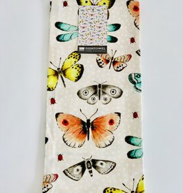 Tea Towel Fly Away Print
