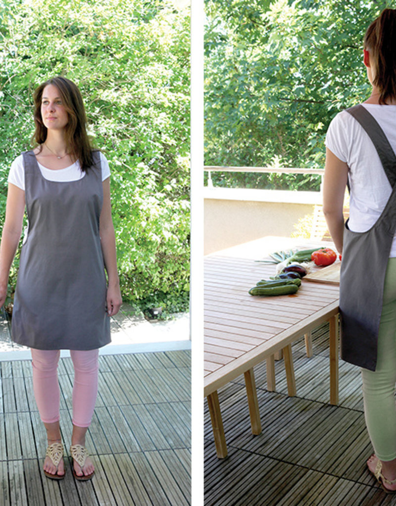 JAPANESE KITCHEN APRON