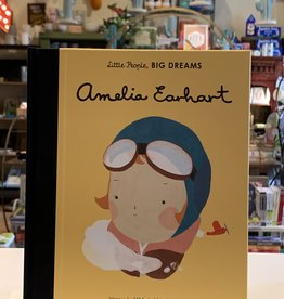 QUARTO Amelia Earhart Little People Big Dreams
