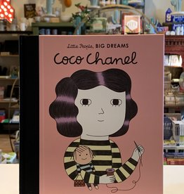 QUARTO Coco Chanel Little People Big Dreams