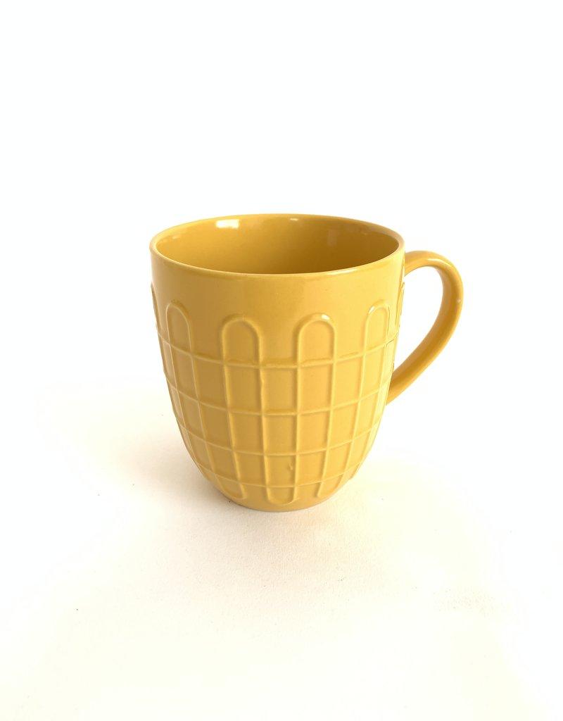 BIA Cordon Bleu Havana Texture Mug Yellow