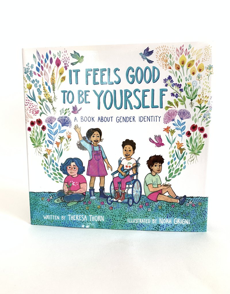 Macmillan It Feels Good To Be Yourself