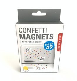 Confetti Magnets