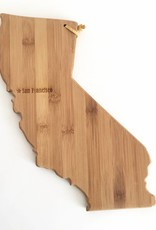 SAN FRANCISCO, CALIFORNIA CUTTING BOARD