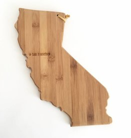 California Cutting Board, SF Style