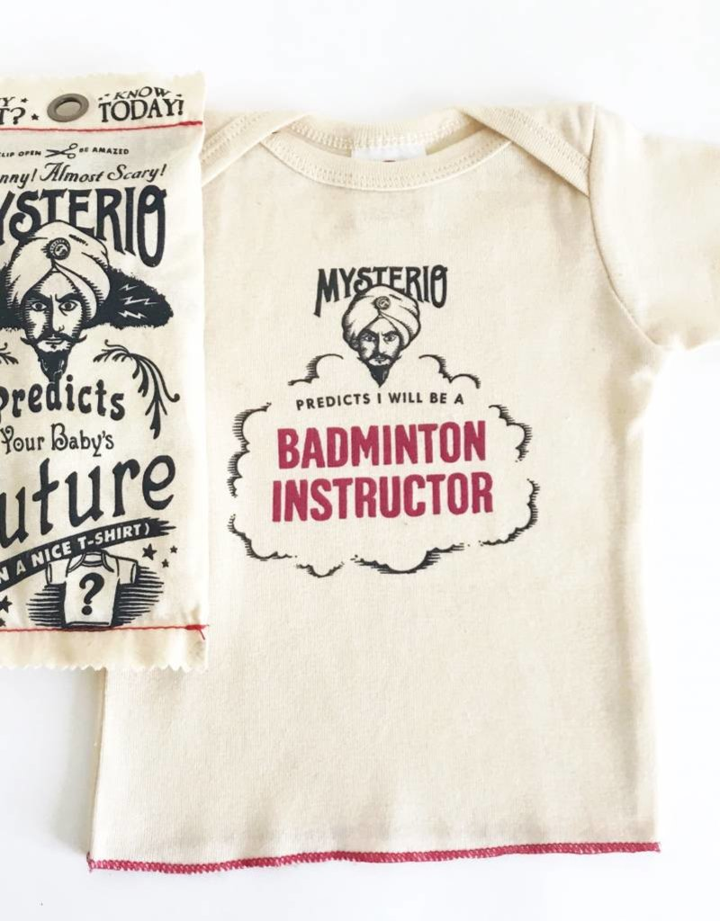 MYSTERIO PREDICTS BABY TEES