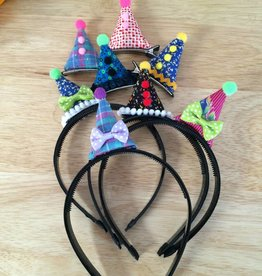 Tiny Party Hat Headband
