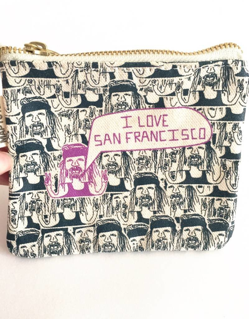 SAN FRANCISCO COIN PURSE