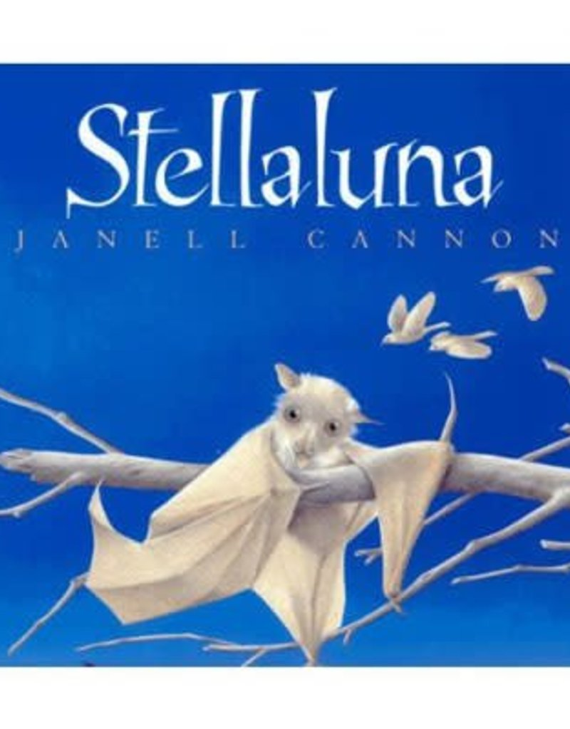 Houghton Mifflin Harcourt Stellaluna - Board Book