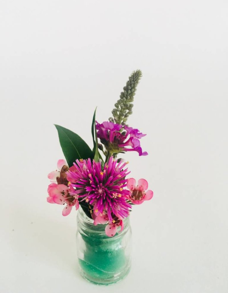 Mini Mini Bouquet in a Bottle