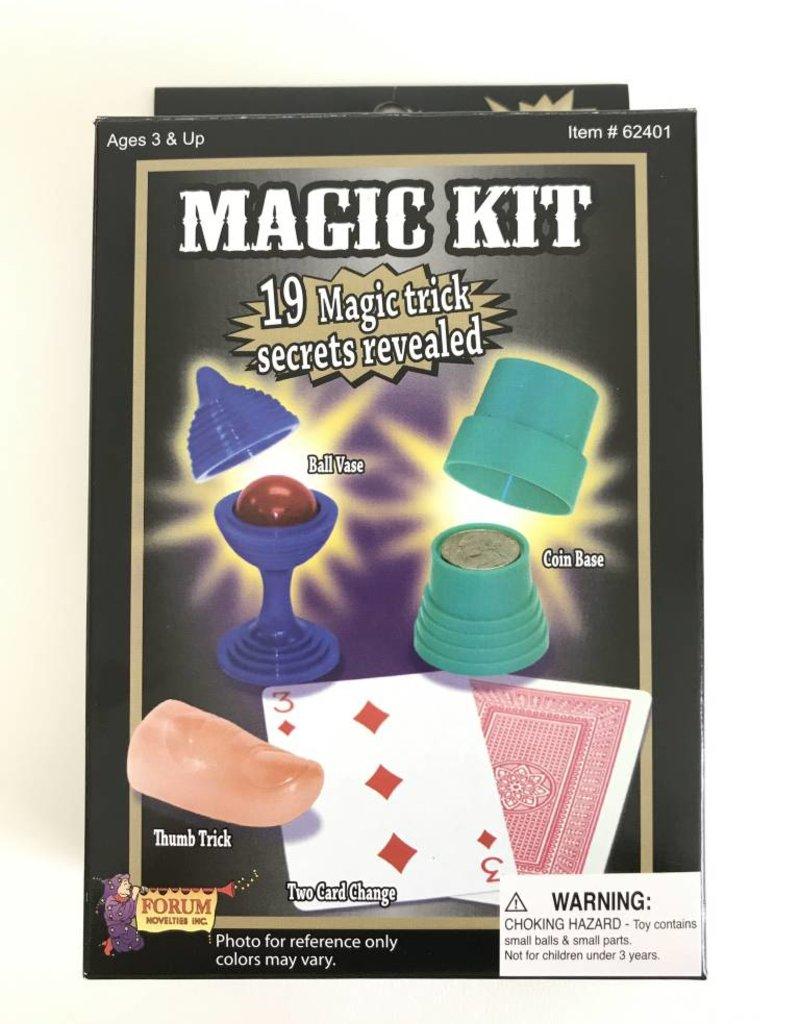 Magic Set 3 Tricks in a Box