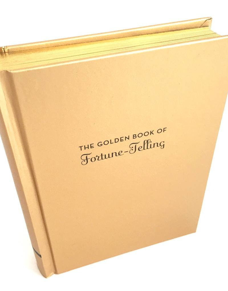 Chronicle Books Golden Book of Fortune-