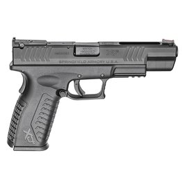 "Springfield Armory Springfield XDM 10mm 5.25"" Fiber Optic Front Site 15rd Black"