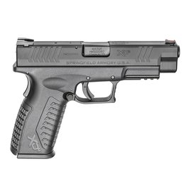 "Springfield Armory Springfield XDM 10mm 4.5"" Fiber Optic Front Site 15rd Black"