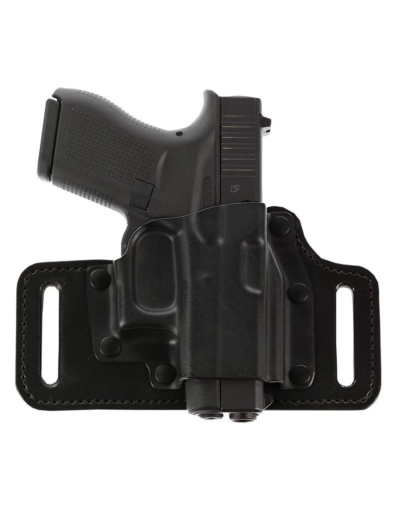 Galco Galco Tacslide S&W M&P 9/40 Right Hand Black (TS472B)